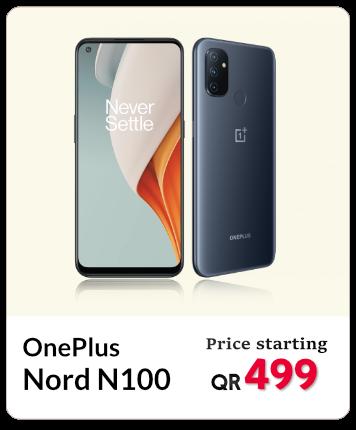 Oneplus N100 in Qatar