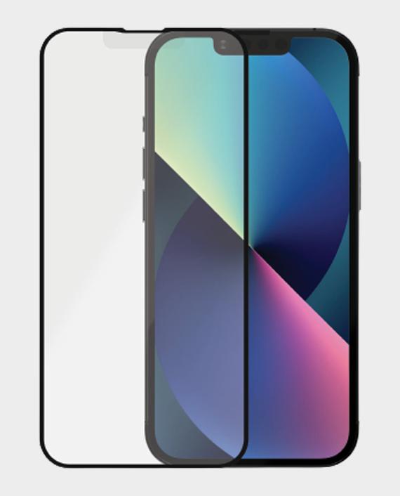 PanzerGlass iPhone 13/13 Pro Case Friendly Anti-Glare Glass in Qatar