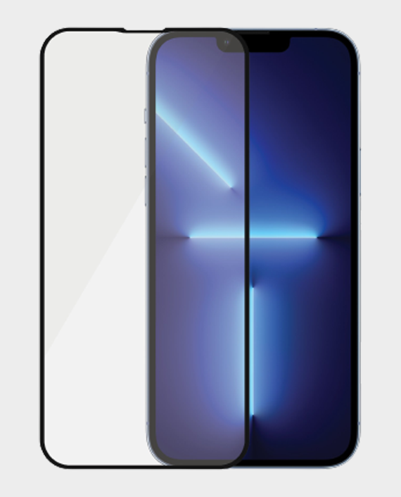 PanzerGlass iPhone 13 Pro Max Case Friendly Glass in Qatar