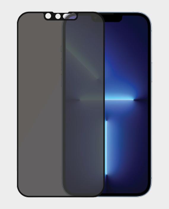 PanzerGlass iPhone 13 Pro Max Case Friendly Privacy Glass in Qatar
