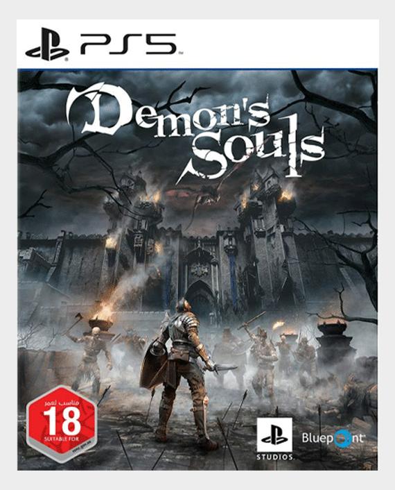PS5 Demon's Souls in Qatar
