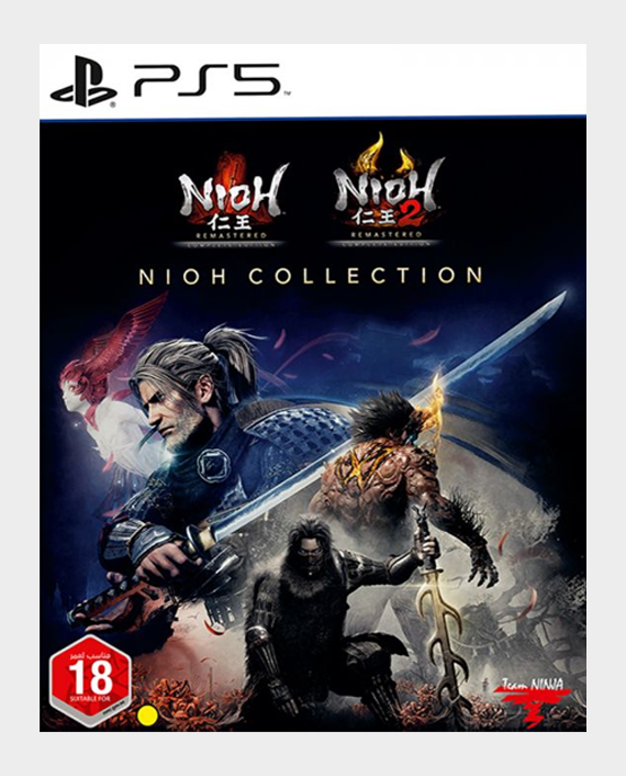 PS5 Nioh Collection in Qatar and Doha