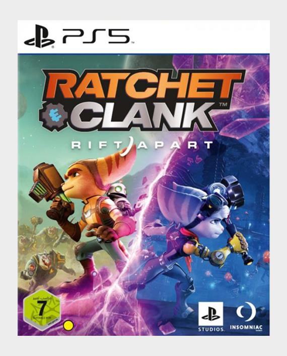 PS5 Ratchet & Clank: Rift Apart in Qatar