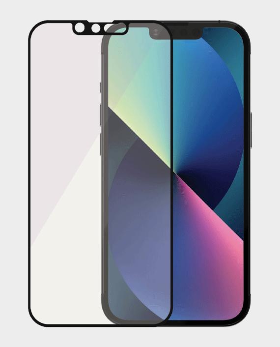 PanzerGlass iPhone 13/13 Pro Anti-Bluelight Case Friendly Screen Protector in Qatar
