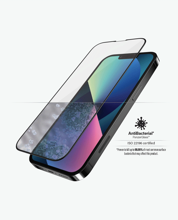 PanzerGlass iPhone 13/13 Pro Case Friendly Screen Protector
