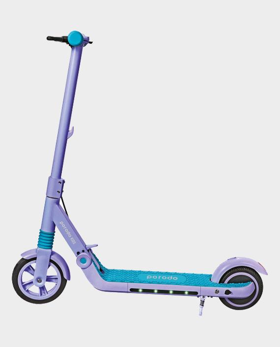 Porodo Electric Kids Scooter with Helmet 200W