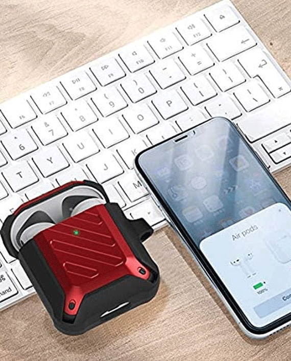 Protective Case for Airpods 2 & 1