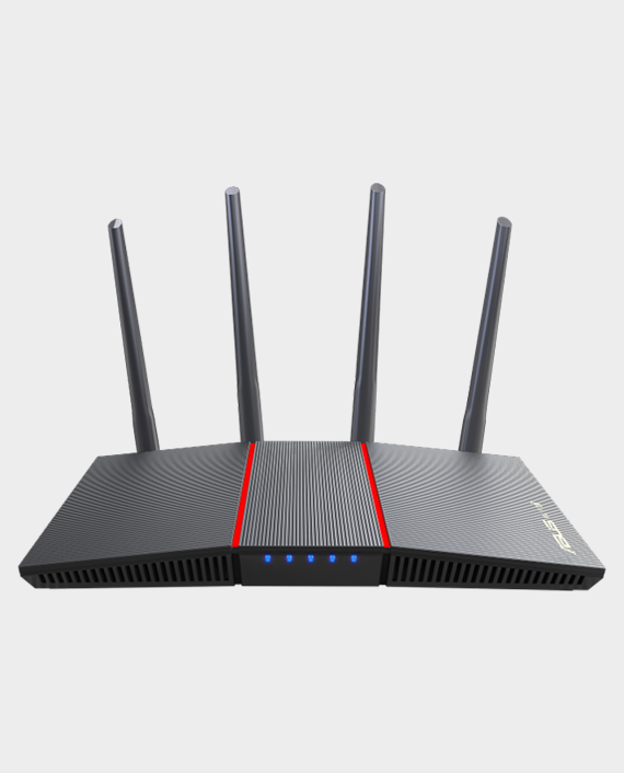 Asus RT-AX55 AX1800 Dual Band WiFi 6 Router in Qatar