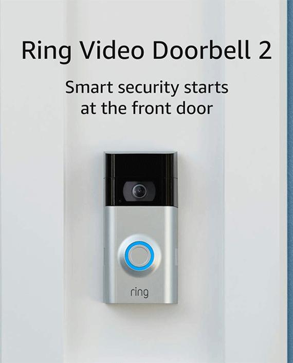 Ring V3 Lite Video Doorbell