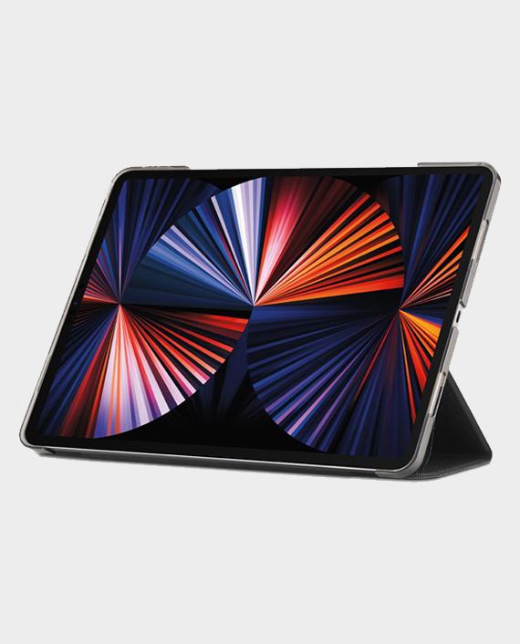 Spigen iPad Pro 12.9 inch (2021) Liquid Air Folio Case Black