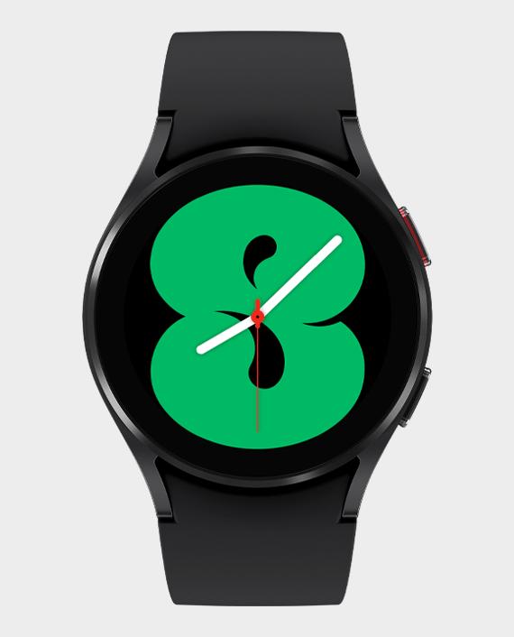 Samsung Galaxy Watch 4 R860 40mm Black in Qatar