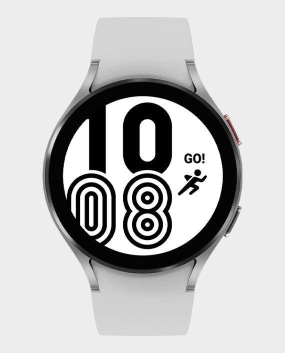 Samsung Galaxy Watch 4 R870 44mm Silver in Qatar