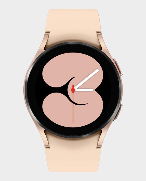 Samsung Galaxy Watch 4 R860 40mm Pink Gold in Qatar