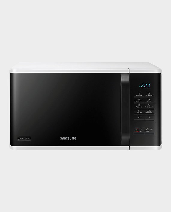 Samsung MS23K3513AW/SG Microwave Oven 23L in Qatar