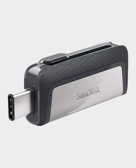 SanDisk Ultra Dual Drive Flash Drive USB Type-C 128GB in Qatar