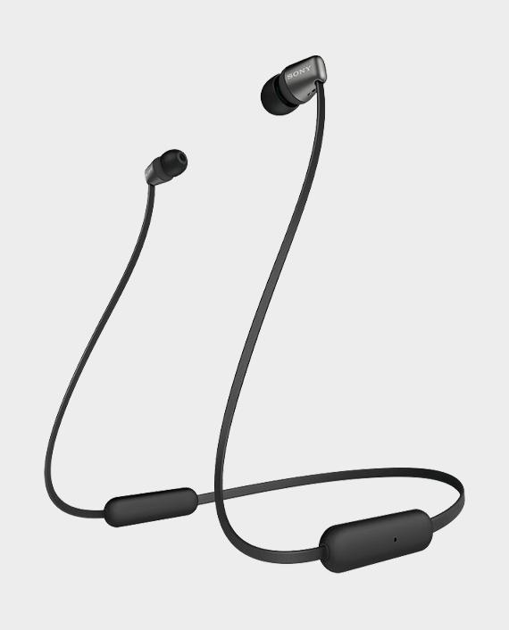 Sony WI-C310 Wireless In-Ear Headphones in Qatar