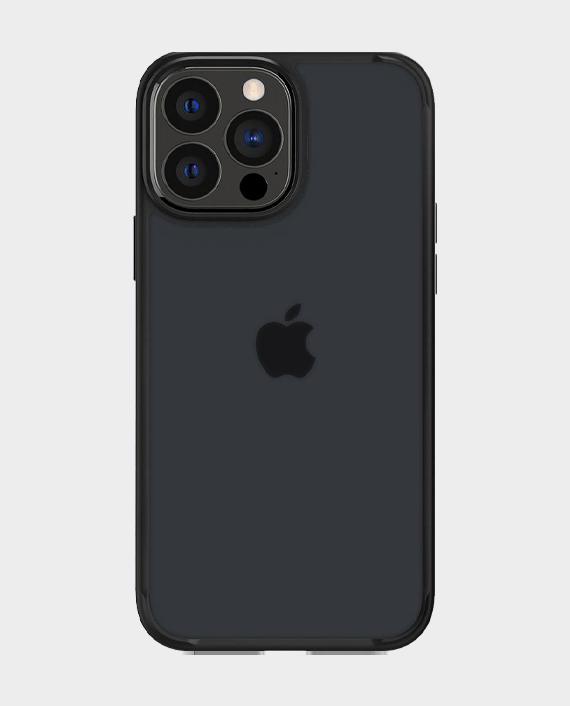 Spigen iPhone 13 Pro Max Crystal Hybrid Matte Black in Qatar
