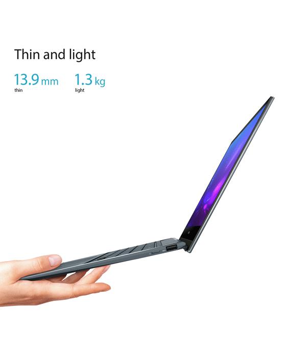 Asus ZenBook Flip 13 UX363EA-OLED001T Intel Core i7-1165G716GB RAM 1TB SSD 13.3 inch FHD OLED Touch Screen Intel Iris Xe Graphics Windows 10
