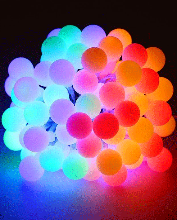 Wink Globe Fairy Lights