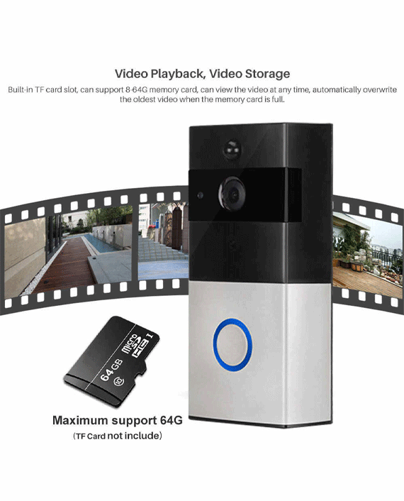 Wink Smart Video Door Bell