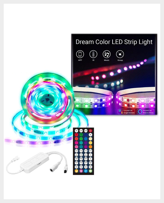 Wink WiFi RGB LED Strip Raibow Light in Qatar