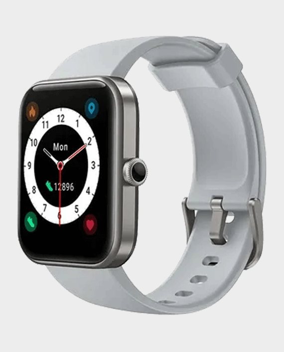 X.Cell LX-1 iOS Smart Watch with Alexa Built-In Grey in Qatar