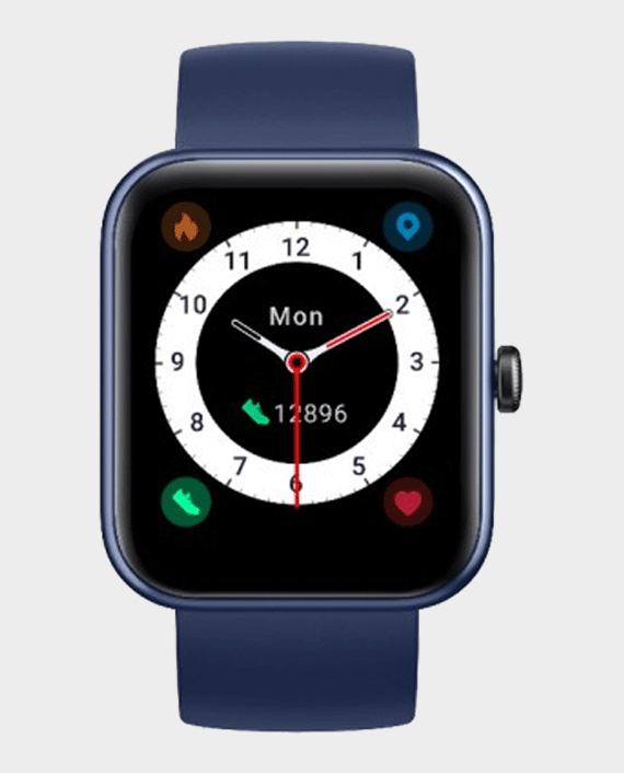 X.Cell LX-1 iOS Smart Watch with Alexa Built-In Blue in Qatar
