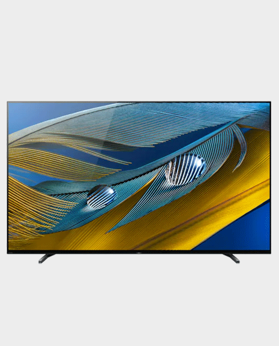 Sony A80J XR55A80J 55 inch BRAVIA XR OLED 4K Ultra HD High Dynamic Range Smart TV in Qatar