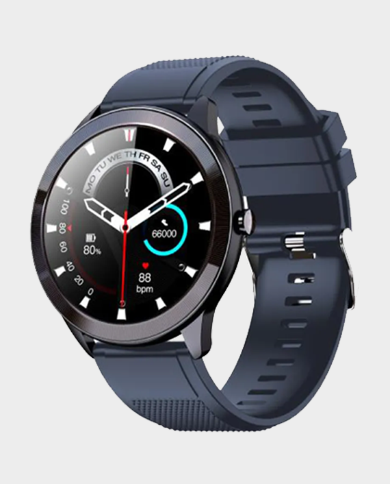 X.Cell Classic 2 Smart Watch Blue in Qatar