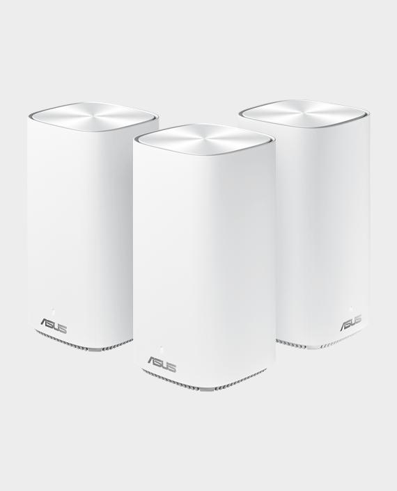 Asus ZenWiFi AC Mini CD6 AC1500 Whole-Home Mesh WiFi System 3 Pack in Qatar