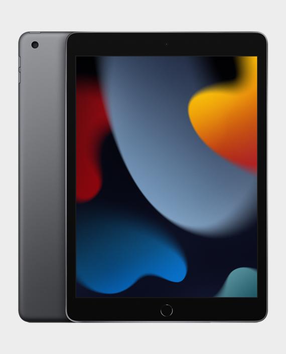 Apple iPad 10.2 2021 (9th Gen) WiFi 256GB Space Grey in Qatar