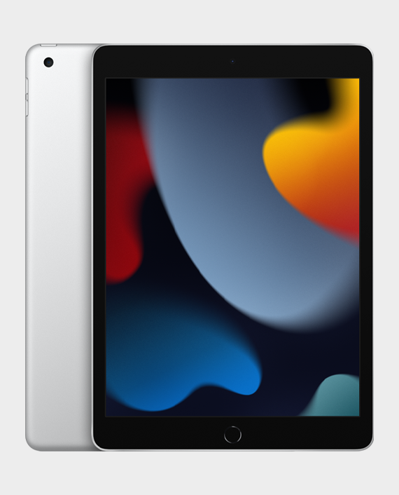 Apple iPad 10.2 2021 (9th Gen) WiFi 64GB Silver in Qatar