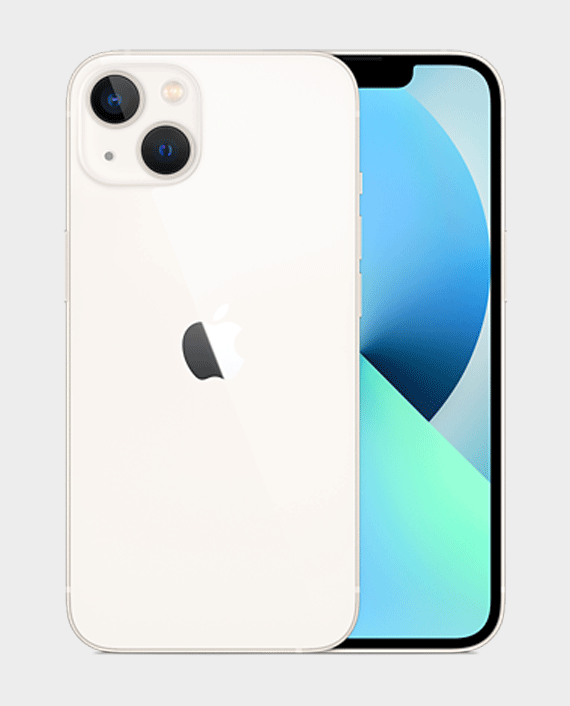 Apple iPhone 13 4GB 256GB Starlight in Qatar
