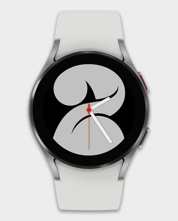 Samsung Galaxy Watch 4 R860 40mm Silver in Qatar