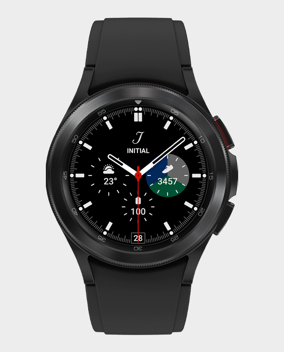 Samsung Galaxy Watch 4 Classic R890 46mm Black in Qatar