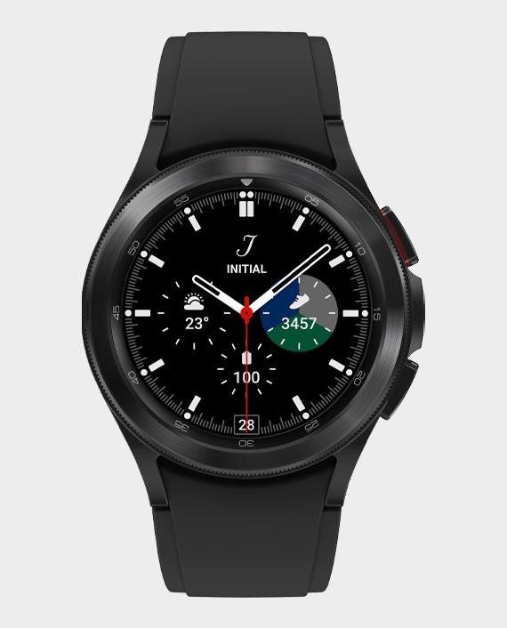 Samsung Galaxy Watch 4 Classic R880 42mm Black in Qatar