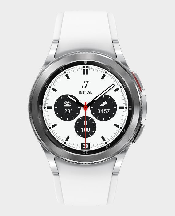 Samsung Galaxy Watch 4 Classic R880 42mm White in Qatar
