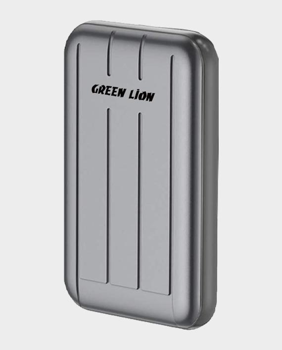 Green Magsafe Powerbank 10000mAh 15W Grey in Qatar