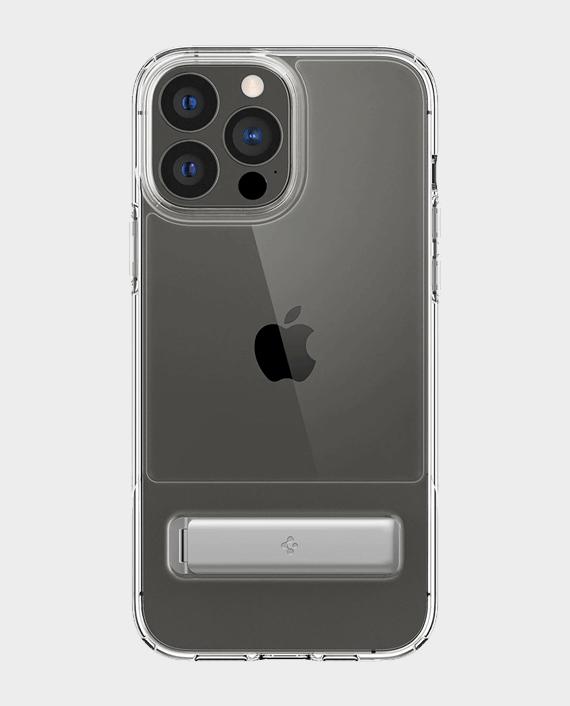 Spigen iPhone 13 Pro Slim Armor Essential S Case Crystal Clear in Qatar