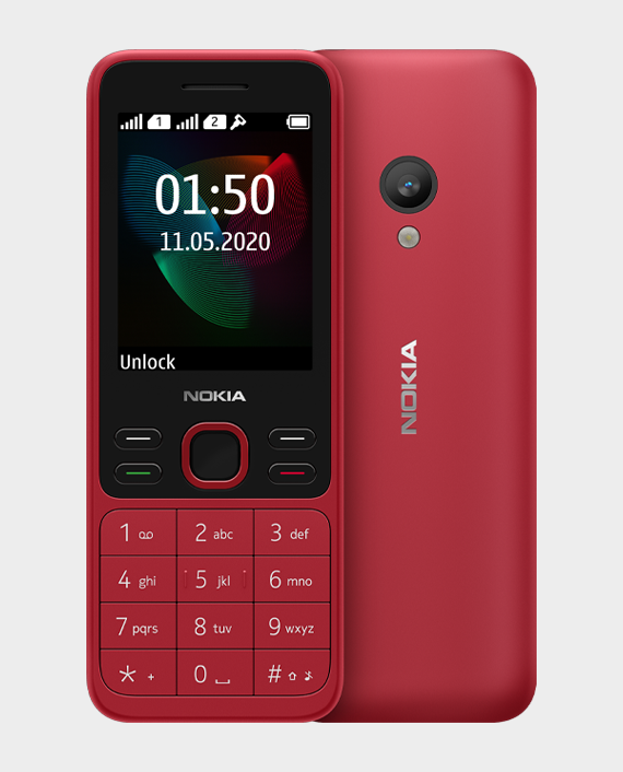 Nokia 150 DS 2020 Red