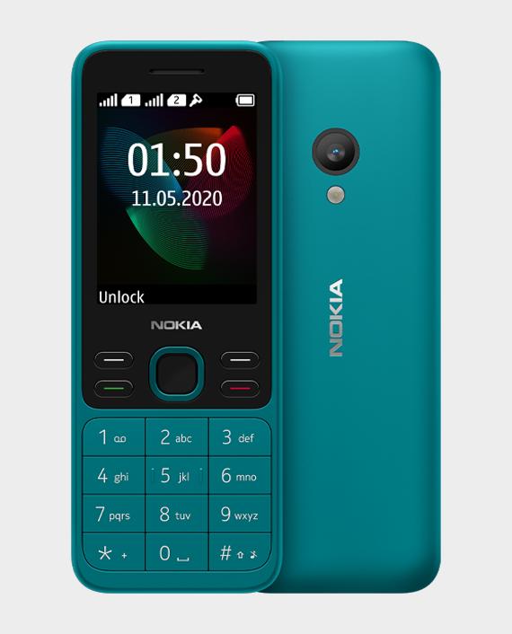 Nokia 150 DS 2020 Cyan in Qatar