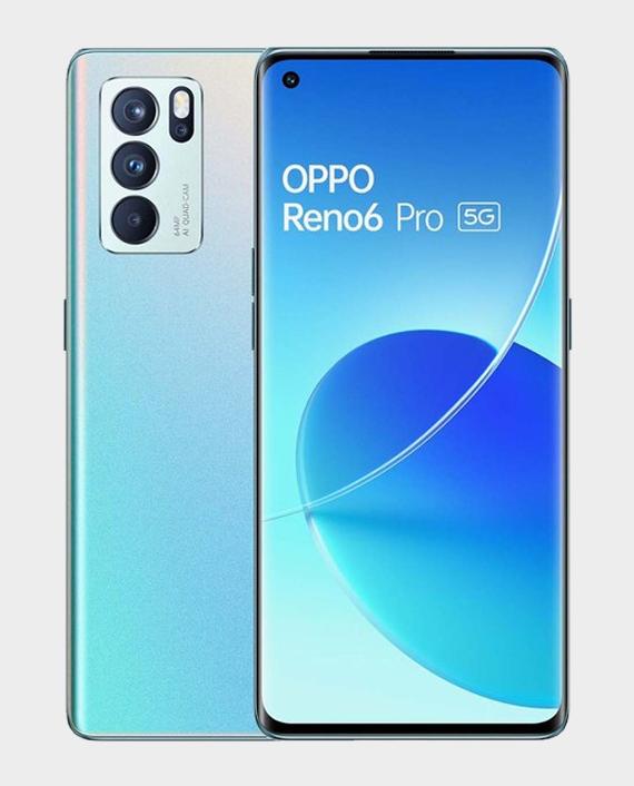 Oppo Reno 6 Pro 5G 12GB 256GB Arctic Blue in Qatar
