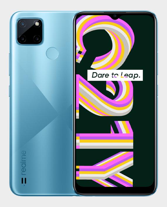 Realme C21Y 4GB 64GB Blue in Qatar