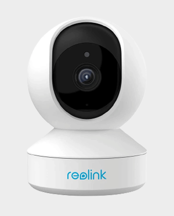 Reolink E1 3MP Wireless Pan Tilt Smart Security Camera White in Qatar