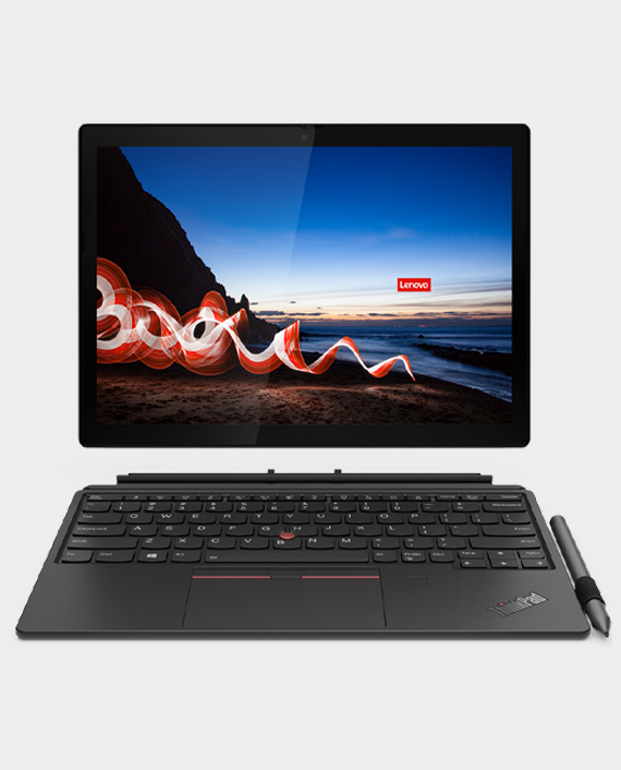 Lenovo ThinkPad X12 Detachable 20UW0005AD Intel Core i7-1160G7 16GB RAM 512GB SSD Intel Iris Xe 12.3 inch FHD+ Windows 10 Pro in Qatar