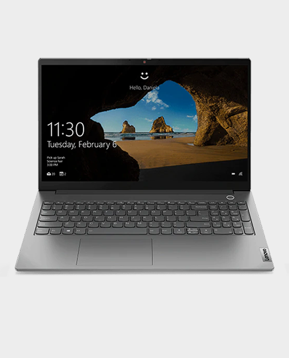 Lenovo ThinkBook 15 Gen 2 ITL 20VE005YAX Intel Core i5-1135G7 8GB RAM 512GB SSD NVIDIA GeForce MX450 Graphics 2GB 15.6 inch FHD DOS Mineral Grey in Qatar