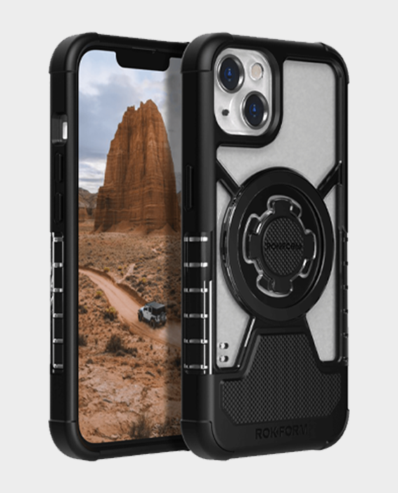 Rokform iPhone 13 Crystal Case in Qatar