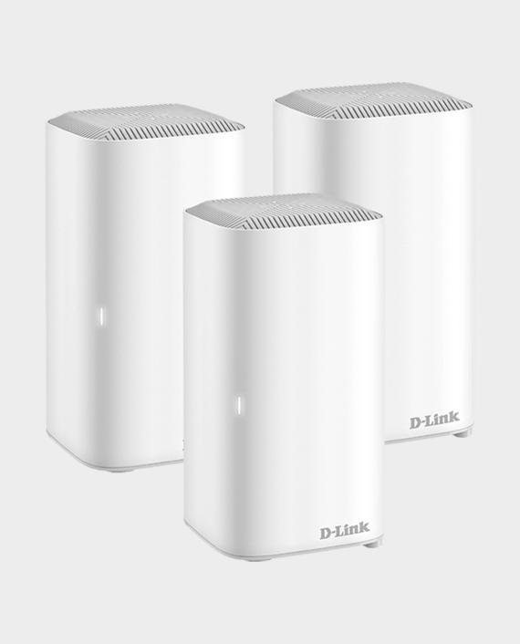 D-Link COVR-X1873 COVR AX1800 Whole Home Wi-Fi 6 Mesh System in Qatar