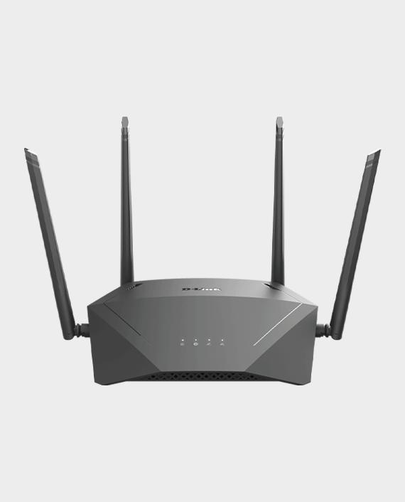 D-Link DIR-1750 AC1750 MU-MIMO Wi-Fi Gigabit Router in Qatar
