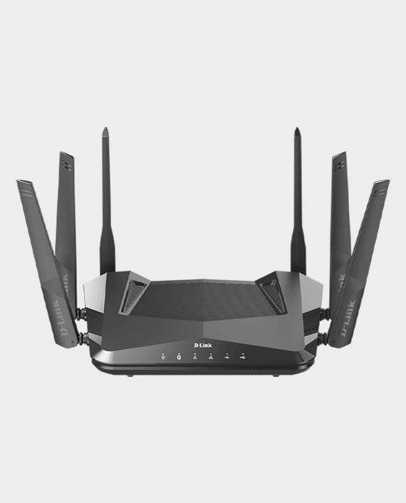 D-Link DIR-X5460 EXO AX AX5400 Wi-Fi 6 Router in Qatar